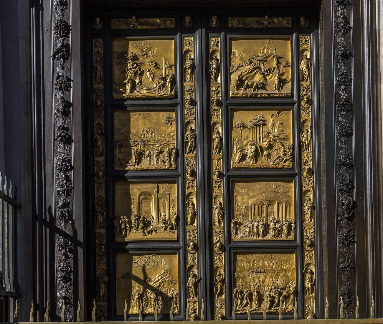 Florence gate of paradise