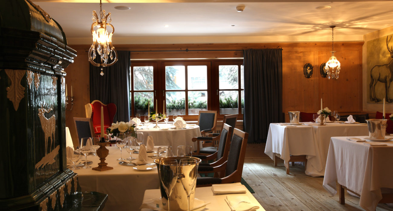 At the St Hubertus restaurant chef Norbert Niederkofler offers a starred couisine for a new tasting experience